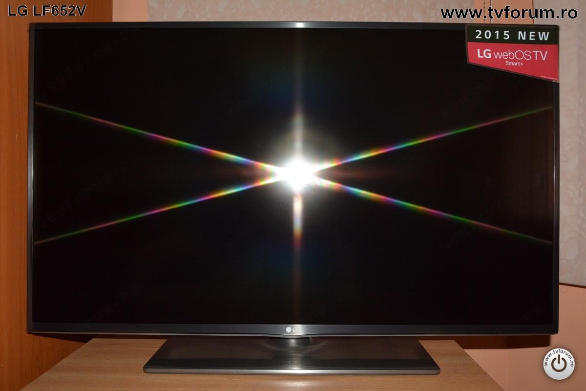 REVIEW LG 42LF652V - TV 3D, cu webOS - Citeste!