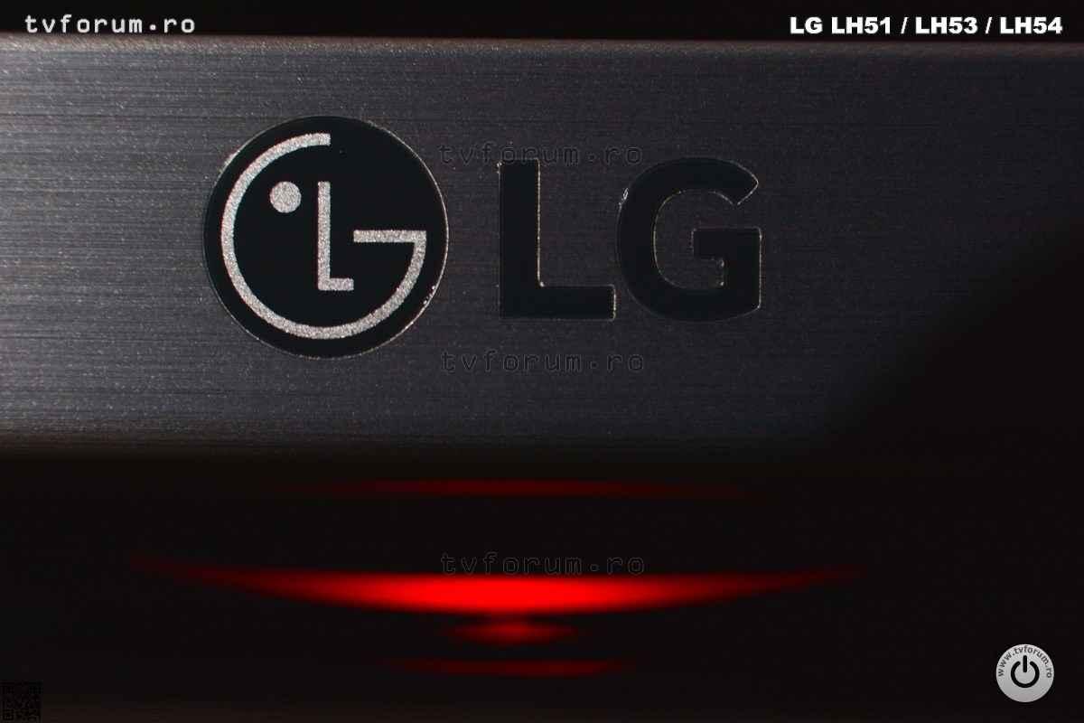 LG 43LH541V Stand By Light