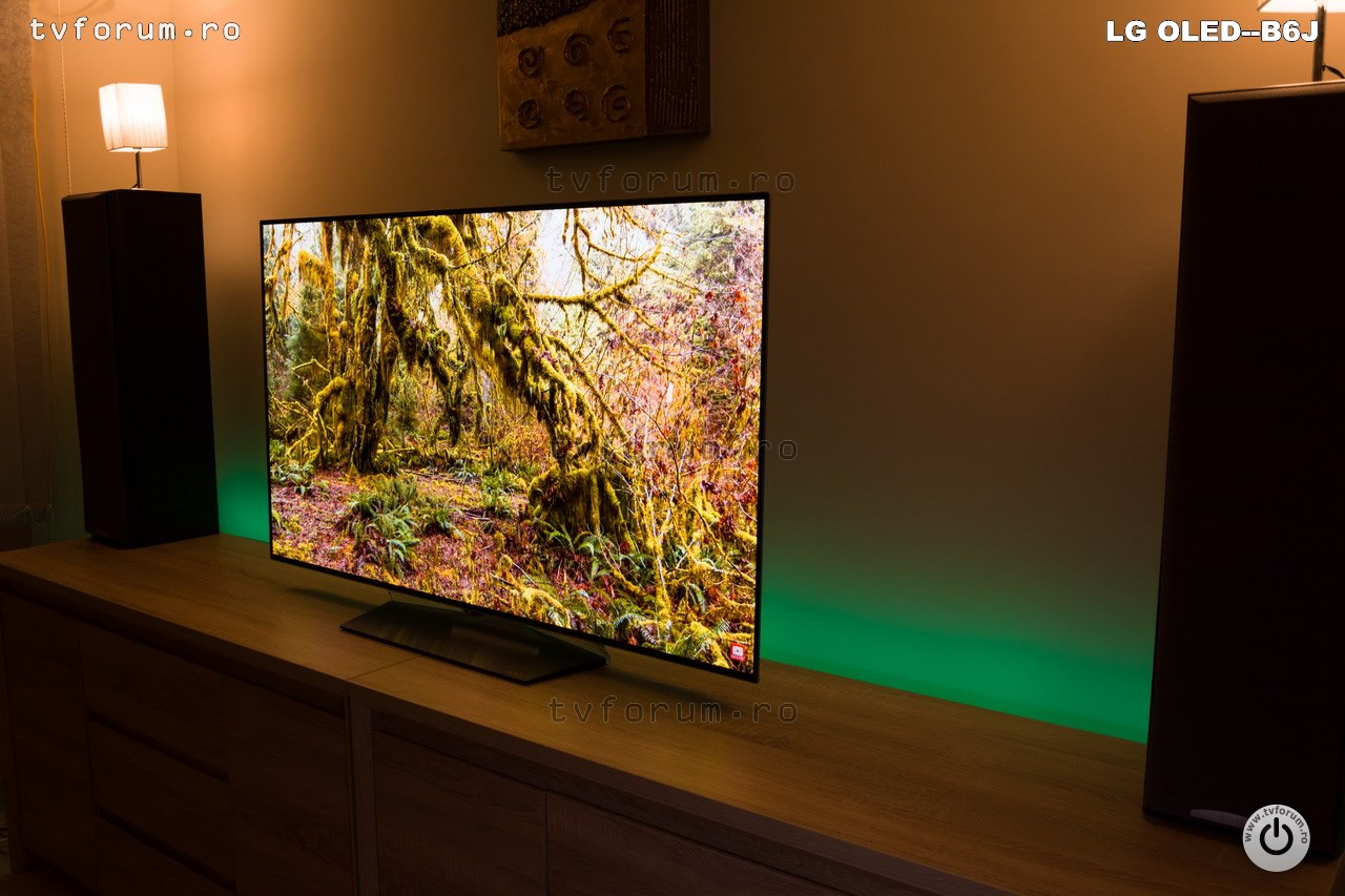 REVIEW LG OLED55B6J