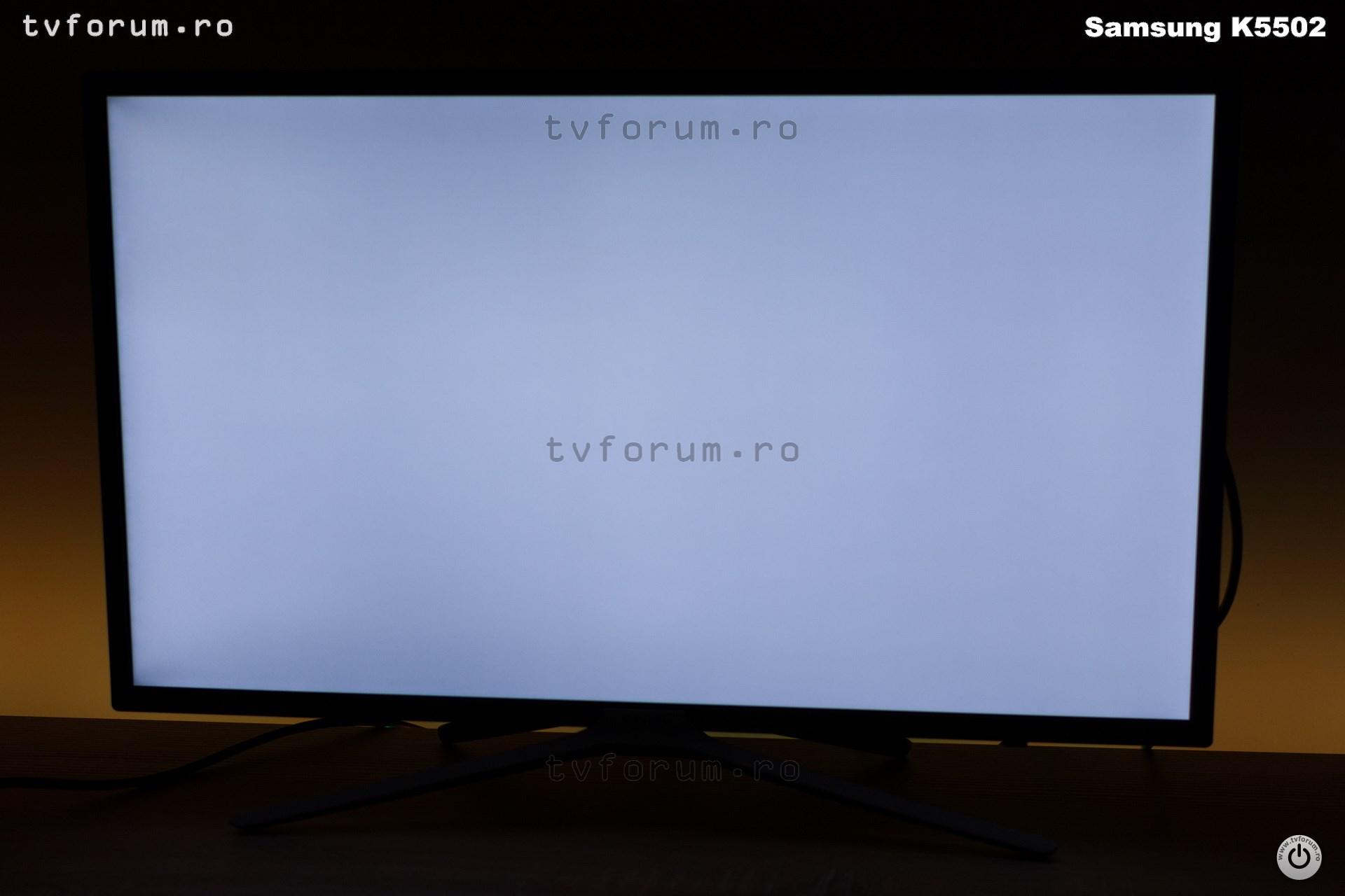 Samsung 32K5502 40K5502 Vertical Banding Dirty Screen Effect